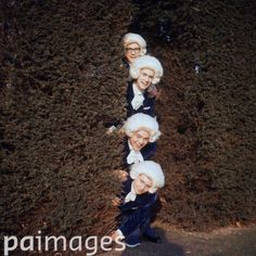 """Britain's newest beat group, """"The Snobs"""". who wear 18th century dress, play at Medmenham Abbey, near Marlow, Buckinghamshire, where today they made their first recording for Decca. The number """"The Buckle Shoe Stomp"""", was written by two members of the group. """"The Snobs"""" are all 17 years old and from Croydon in Surrey. They are (not in order) John Boulden, Eddie Gilbert, Colin Sandland and Peter Yerrell. 20th February 1964"""