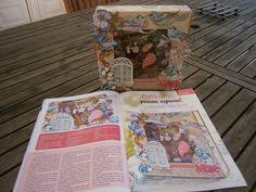 O meu trabalho que saiu na Revista Scrapbooking Nº6  Com a matchbox Grafic 45 by Sandra Carvalho Designs https://www.facebook.com/dreamerstreasure
