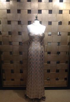 Stretch Silver/Taupe Sequins #Newport Light Side, Newport, Lighter, Taupe, Sequins, Formal Dresses, Silver, Fashion, Beige