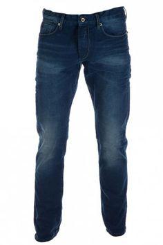 Scotch & Soda Ralston Stormroller Jeans Dark Blue