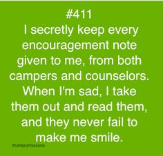 camp confessions -- but seriously. i have them ALL.<<<<<I read them all the time-G