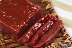 Receita de Goiabada cascão em receitas de doces e sobremesas, veja essa e outras receitas aqui!