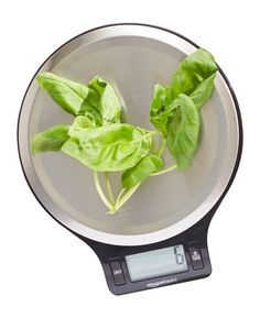 AmazonBasics Digital Kitchen Scale with LCD Display by AmazonBasics 4.6 out of 5…