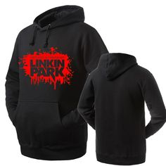 Linkin Park fashion logo new pulover hoodie
