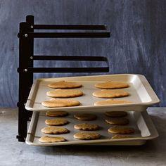 Williams-Sonoma Tiered Folding Baker's Rack #williamssonoma.  I NEED this!!!!!