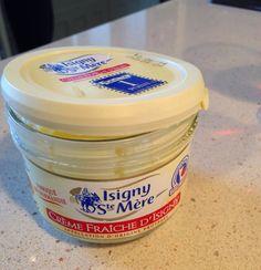 The very best crème fraiche
