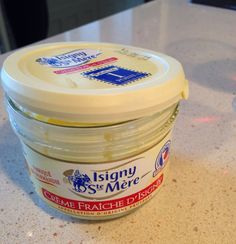 The very best crème fraiche