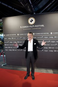 Dieter Meier at ZFF 2009