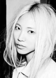 Park Soo Joo- model