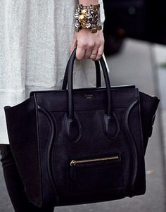 Gemma Harrison bracelet with this Celine Bag. Celine Bag, Celine Luggage, Vogue, Fashion Articles, Boston Bag, Beautiful Handbags, Classy And Fabulous, Hello Beautiful, Purses And Bags