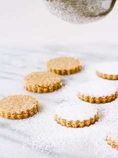Coconut horchata polvorones - Oh, Ladycakes; these need coconut flour