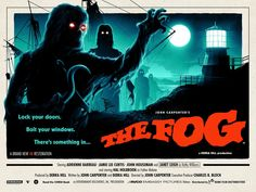 A3//A4 the fog apart movie poster v2