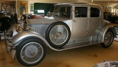 A 1925 Rolls Royce Twenty Hunting Saloon by Wylder , chassis nr. GPK33, supplied to  H.H. The Maharaja of Bharatpur In April l926.