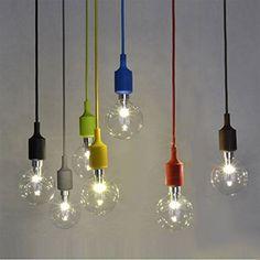 DEL Vintage Style Deco de table Lampe Edison Filament résidentiels chambre couloir rétro éclairage