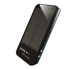 carregador solar para celulares, tablets. Preciso de um deste.