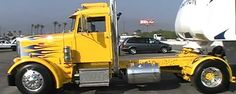 1964 Peterbilt 281 - Throwback Thursday - Watch the Video Semi Trucks, Old Trucks, Heavy Construction Equipment, Logging Equipment, Peterbilt Trucks, 5th Wheels, Tow Truck, 50 States, Throwback Thursday