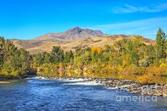The Butte: See more at:  http://fineartamerica.com/profiles/robert-bales.html