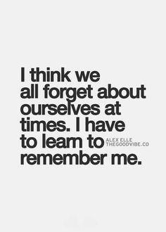 Very, very true...