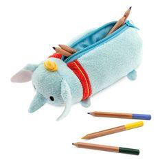 Dumbo ''Tsum Tsum'' Plush Pencil Case