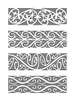 TATTOO TRIBES: Tattoo of Maori armbands, Traditional motifs tattoo,maoriarmbands traditionalmotif mangopare mangotipi tattoo - royaty-free tribal tattoos with meaning Maori Tattoo Designs, Tattoo Designs And Meanings, Maori Tattoos, Polynesian Tattoos, Polynesian Art, Tatoos, Zentangle, Ta Moko Tattoo, Maori Symbols