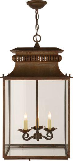 Visual Comfort Lighting EF Chapman Darlanao Outdoor Hanging Lantern