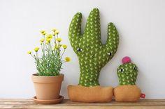 サボテンのキキ。Donna Wilson / ドナ ウィルソン [Kiki Cactus / サボテンのキキ]