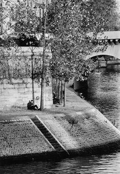 Andre Kertesz Paris, 1963