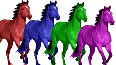 Horse Colourful Colour Song | Horse Finger Family Nursery Rhymes | 3D Horse Color Song Collection https://youtu.be/vEt8fOGFh_k