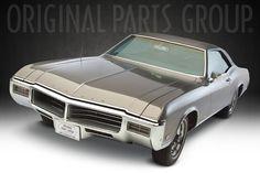 1969 Buick Riviera - Hot!  1st Freedom Bail Bonds LABails.com