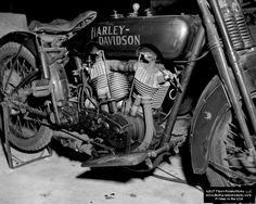 VINTAGE HARLEY MOTORCYCLE #MontereyHarleyDavidson  http://www.montereyharleydavidson.com/