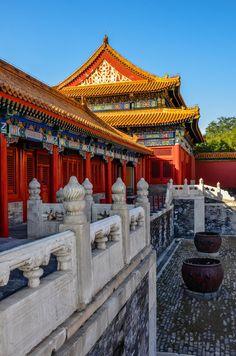 Forbidden City Beauty ~ Beijing, China