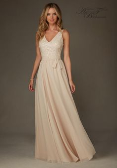 Angelina Faccenda Bridesmaids 20472 Bridesmaid Dress photo