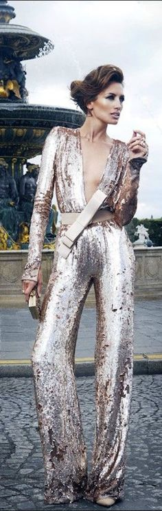 The wedding outfit or the after wedding party jumpsuit! #bride #swank #brideswank