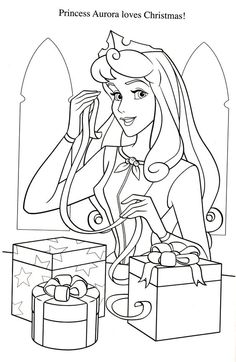 67 Best Sleeping Beauty Disney Coloring Pages Images On Pinterest