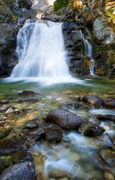 Rainbow Falls, Washington