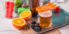 5 Super-Easy Beer Popsicle Recipes For Summer Cooking With Beer, Ice Cream Parlor, Popsicle Recipes, Beer Recipes, Popsicles, Super Easy, Bakery, Cocktails, Sweet