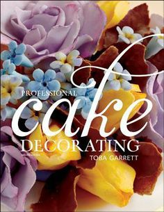 cake decorating... If only this weren't a link to a $70 book