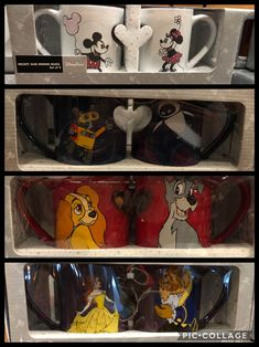 New Disney Mugs Add Character to Your Coffee