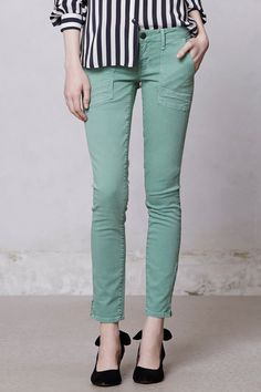 $189 - Earnest Sewn Twill Harlan Patch Zip - Anthropologie.com