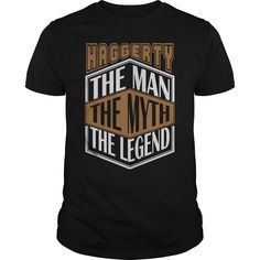 HAGGERTY THE MAN THE LEGEND THING T-SHIRTS https://www.sunfrog.com/Names/113296819-409382423.html?46568