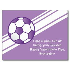 Schön INSTANT DOWNLOAD   Printable Valentine Treat Bag Toppers   Soccer BALL  Valentineu0027s Day On Etsy, $6.00 | Soccer Team | Pinterest | Bag Toppers,  Soccer Ball ...