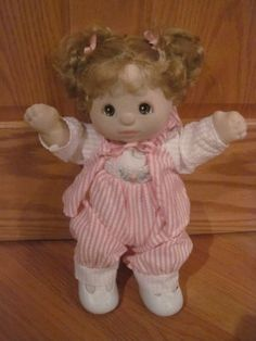 Oh my goodness...this was my exact doll.  I loved her.