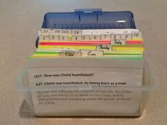 Ideas for Charlotte Mason memory box