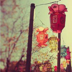 Mod Vintage Life: Chinese Lanterns
