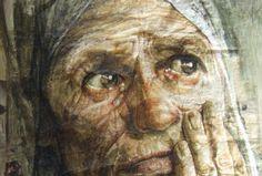 safet zec paintings | Safet Zec, 1943 | Allegories of Fate | Tutt'Art@ | Pittura * Scultura ...