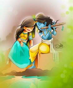 Krishna wallpaper by saikumar_ - 12 - Free on ZEDGE™ Lord Krishna Images, Radha Krishna Pictures, Radha Krishna Photo, Krishna Photos, Krishna Art, Radhe Krishna, Jai Shree Krishna, Shiva Art, Hindu Art