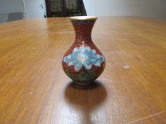 WAZONIK CLOISONNE Vase, Decor, Decoration, Vases, Decorating, Deco, Jars