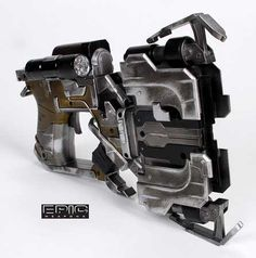 Epic Weapons - Dead Space - Isaac Clarke Dead Space 2 Plasma Cutter Replica