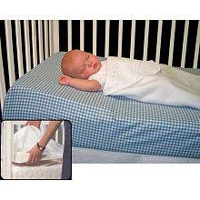 Jolly Jumper Crib Wedge   $17.99  Babies R Us