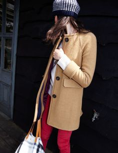 I've spotted this @BodenClothing Saint Germain Coat